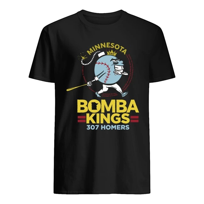 Minnesota Bomba Kings 307 Homes Shirt