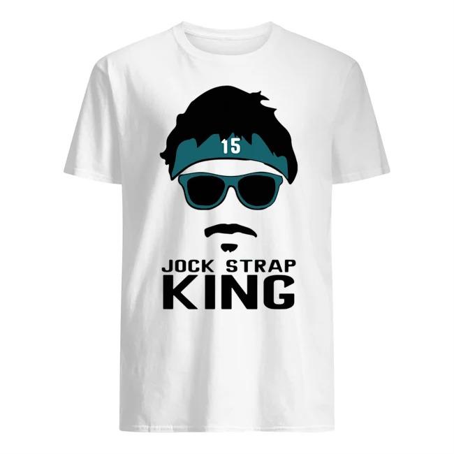Gardner Minshew Jock Strap King Shirt