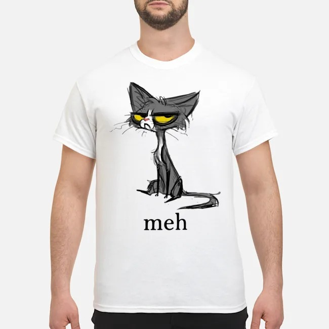Official Meh Cat Shirt
