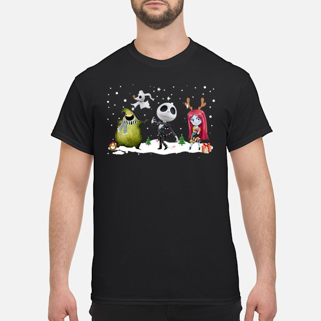 The Nightmare Before Christmas Sweater