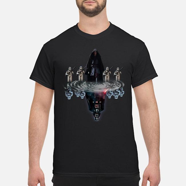 Star Wars Darth Vader Water Definition Shirt