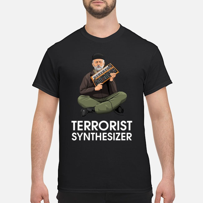 Jeremy Corbyn Terrorist Synthesizer Shirt