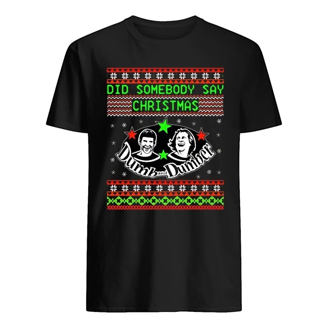 Dumb and Dumber Ugly Christmas 2020 Shirt