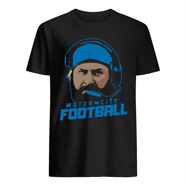 Motor City Football Jersey Shirt