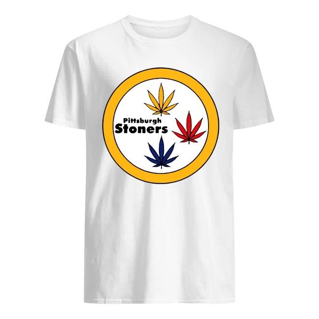 Weed Steelers Pittsburgh Stoners Shirt