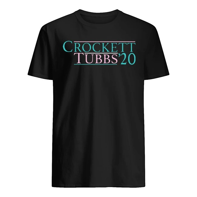 Crockett Tubbs 2020 Shirt