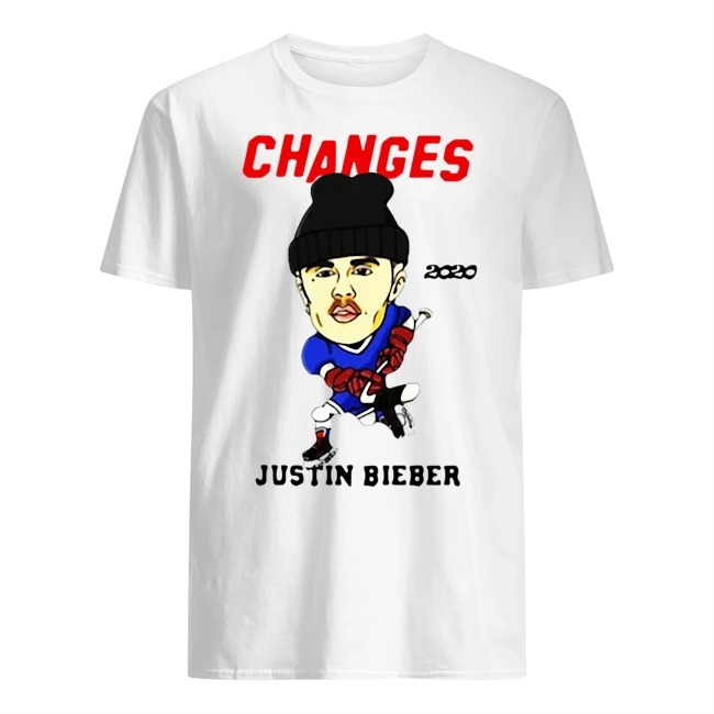 Changes Hockey Justin Bieber 2020 Shirt