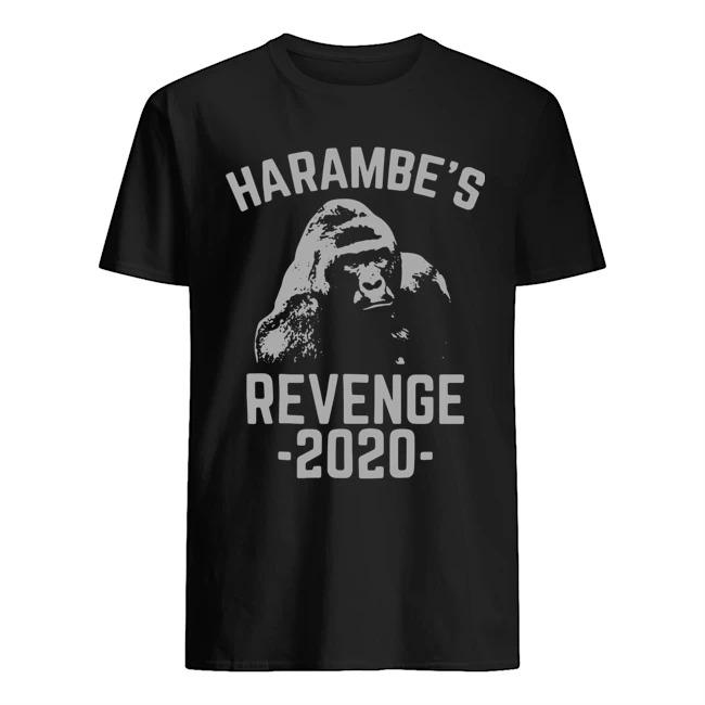 Harambe's Revenge 2020 Shirt