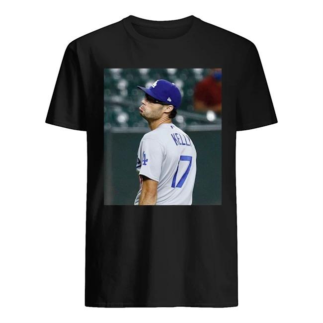 Joe Kelly dodger poster shirt