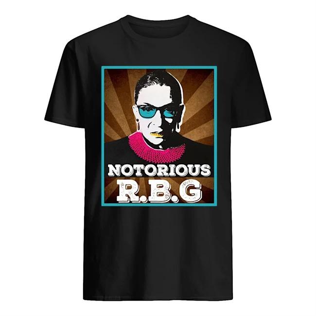 Ruth Bader Ginsburg RIP notorious RBG shirt
