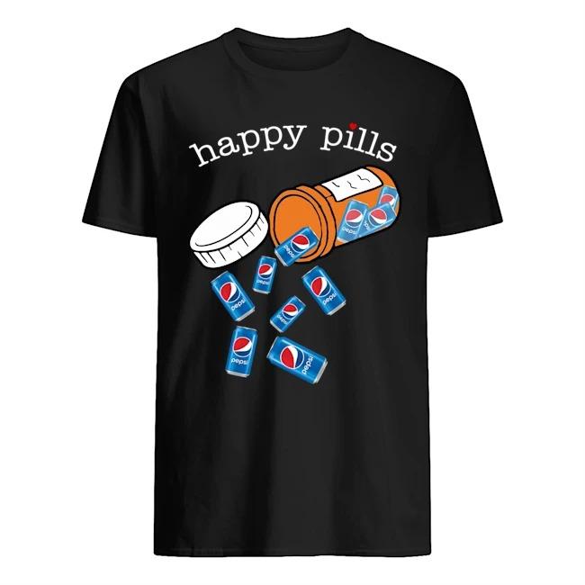 Happy pills Pepsi shirt