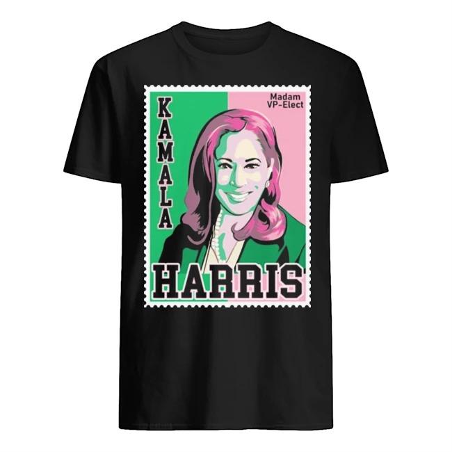 Kamala AKA 1908 Sorority Madam Vice President T-shirt