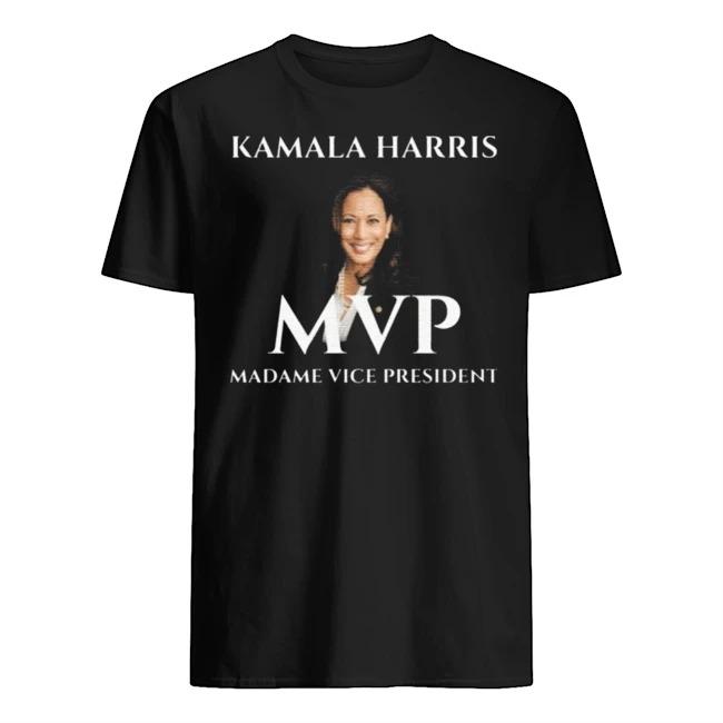 Kamala Harris Madame Vice President 2020 Political T-Shirts