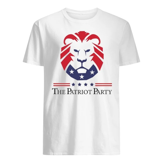 New Patriot Party Pride Shirt