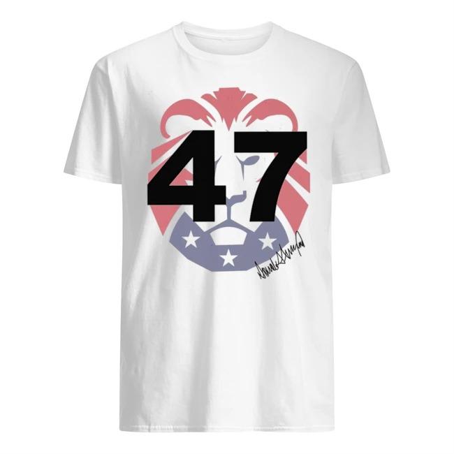 Patriot Party Trump 47 Shirt
