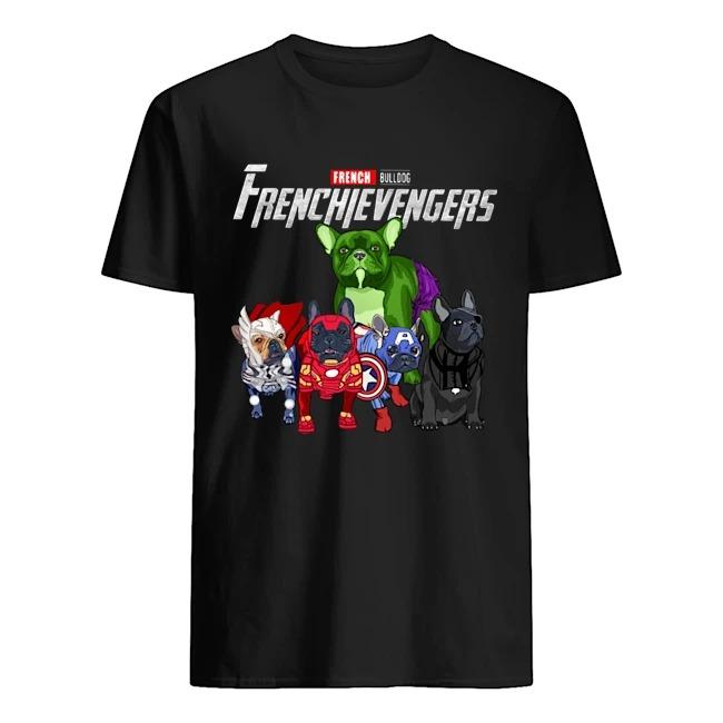 French Bulldog Frenchie Avengers Shirt