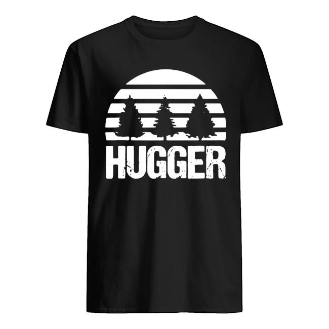 Hugger Tree Earth Day Shirt