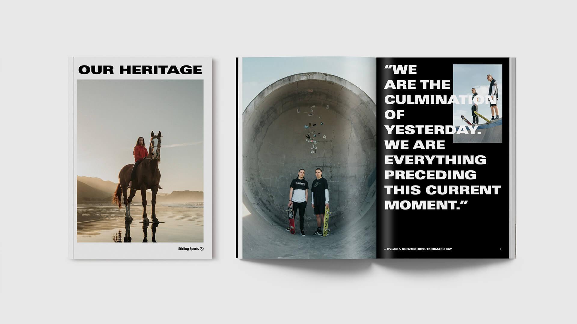 Stirling Sports Magazine