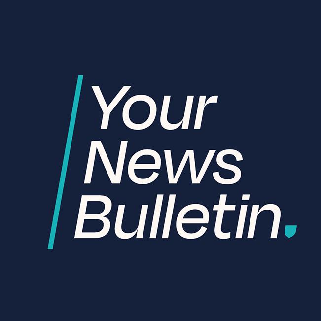 Your News Bulletin Lockup