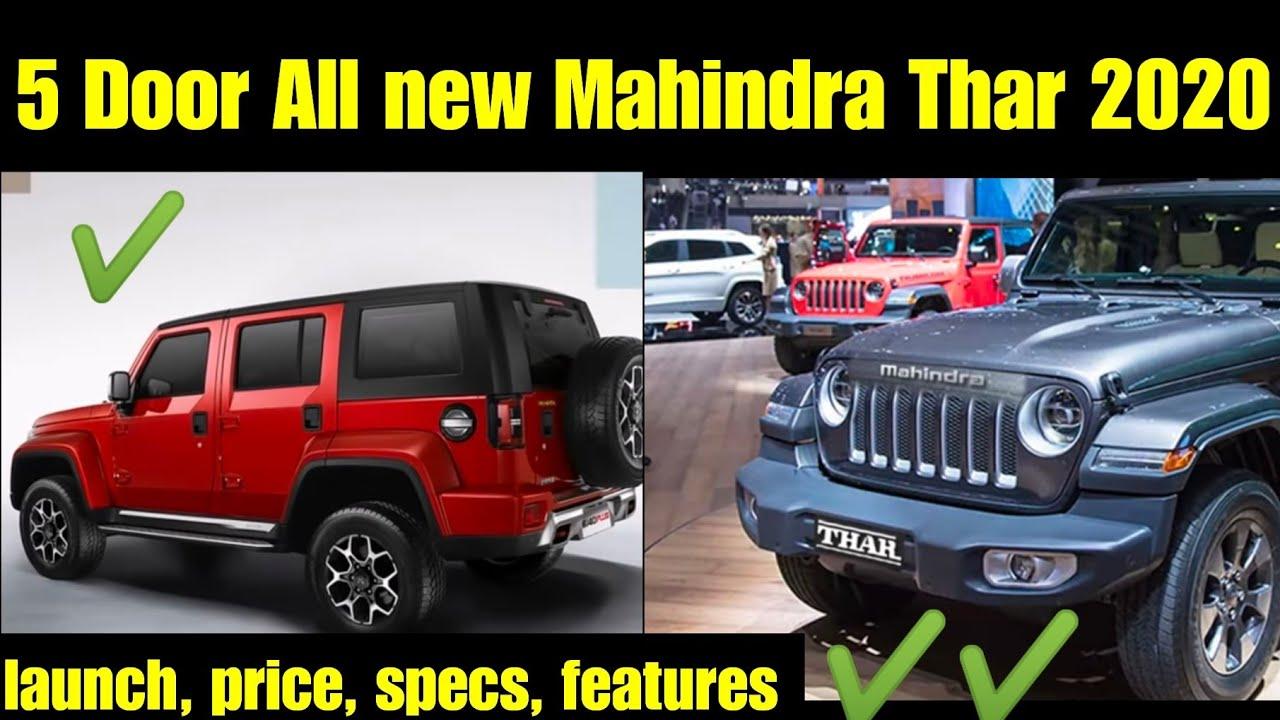 Mahindra Thar 5-Door