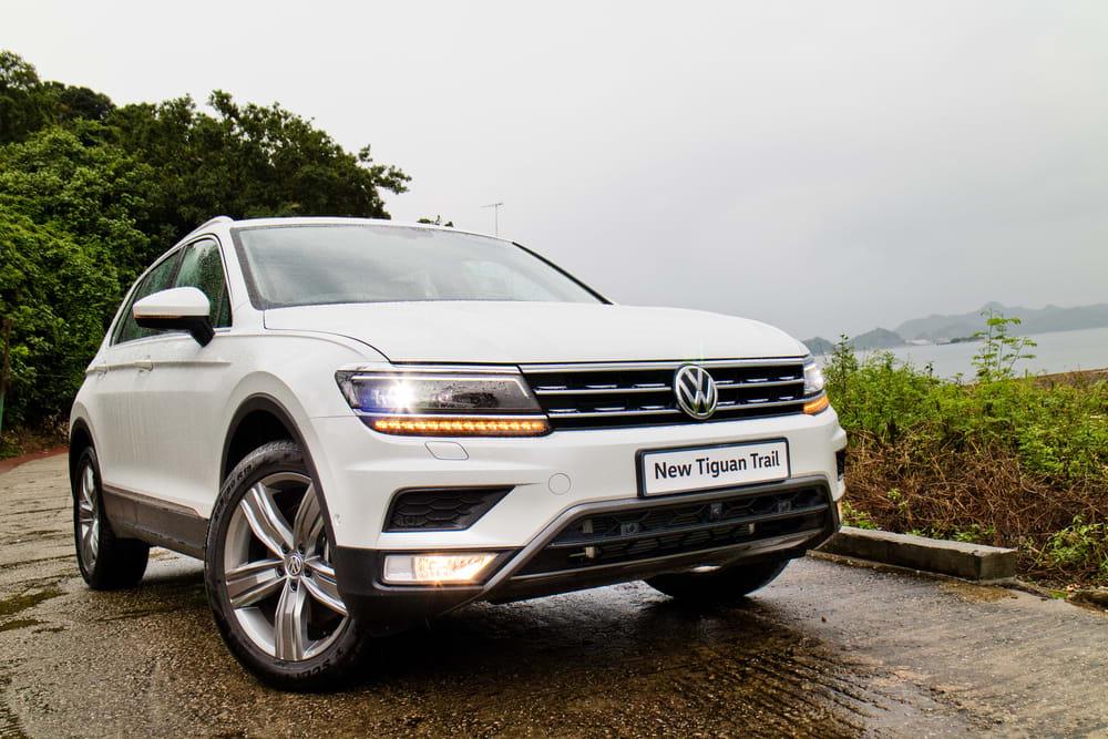 Volkswagen recalls SUVs with defective suspension assemblies