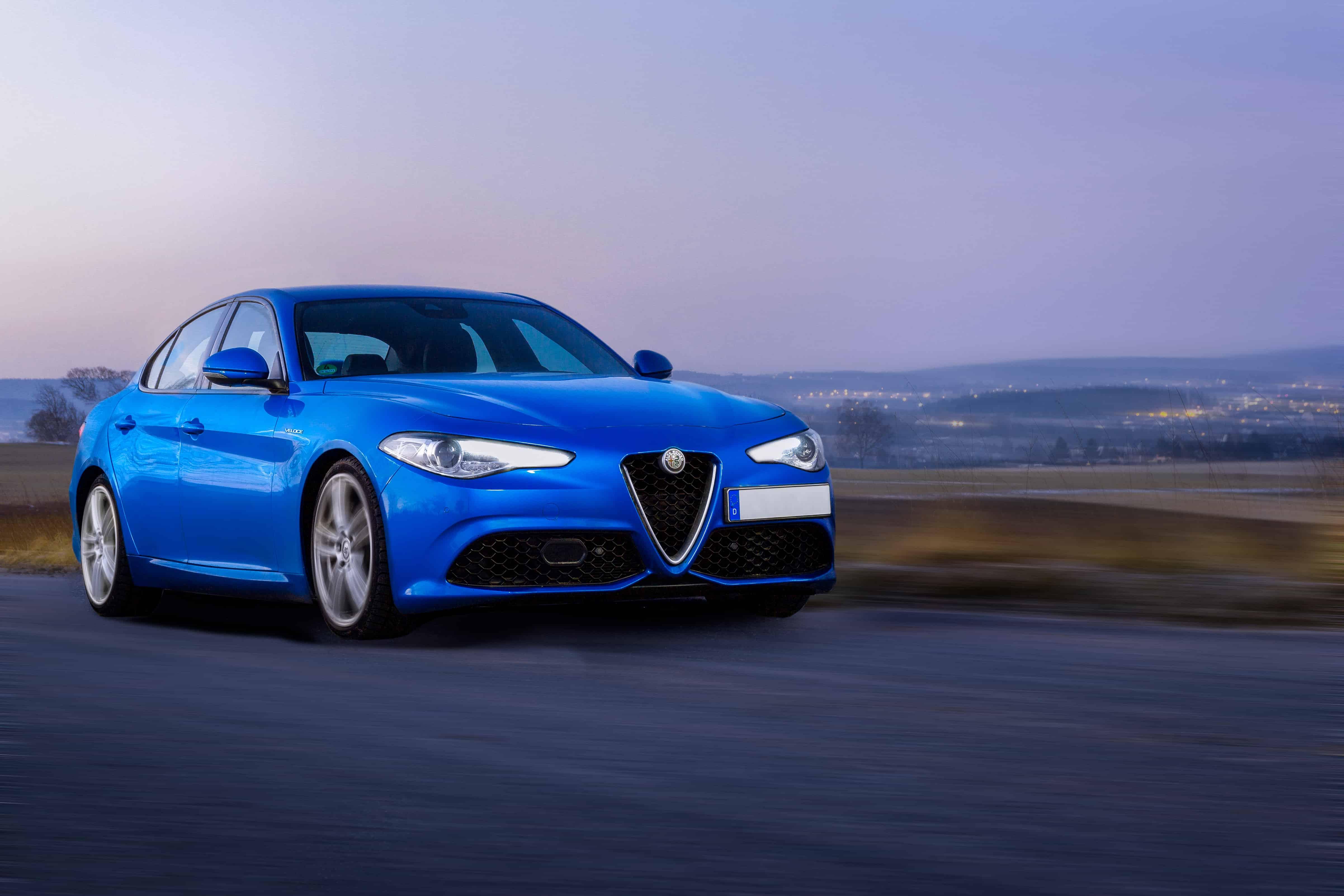 Chrysler Recalls More Than 6,000 Alfa Romero Giulia Vehicles for Brake Line Defect