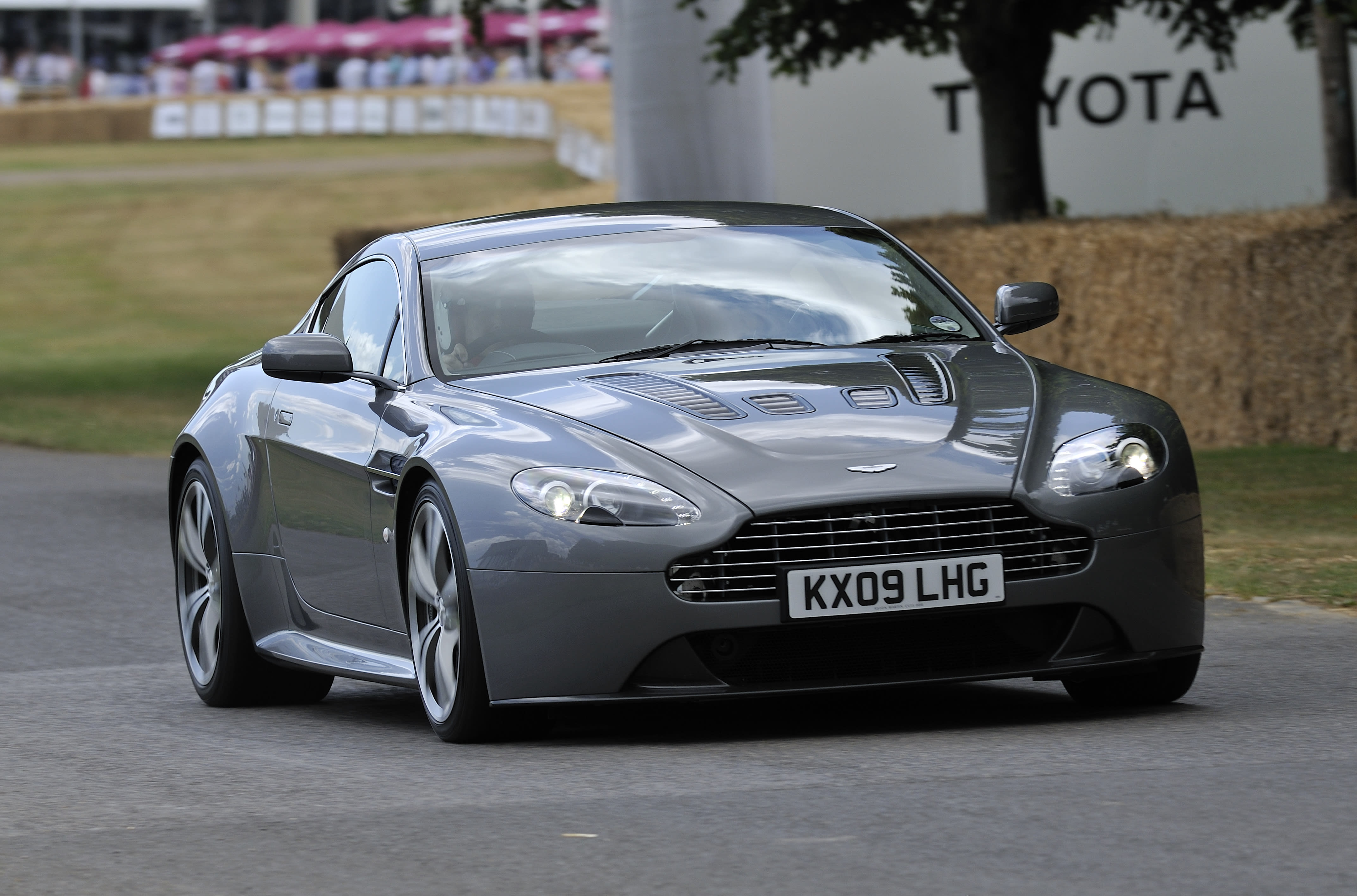 Aston Martin recalls sports cars with faulty software