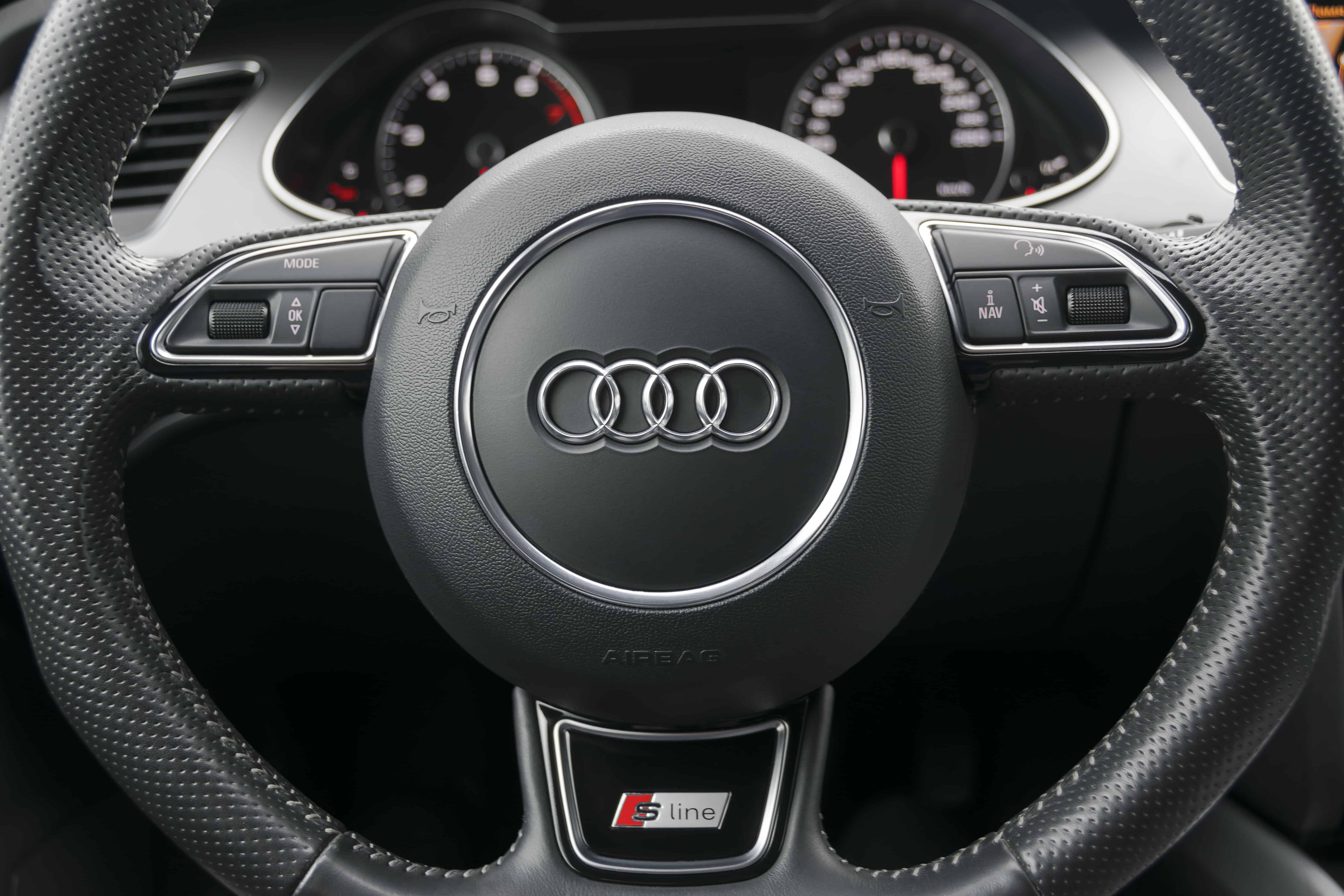 Audi's May Lose Steering Control