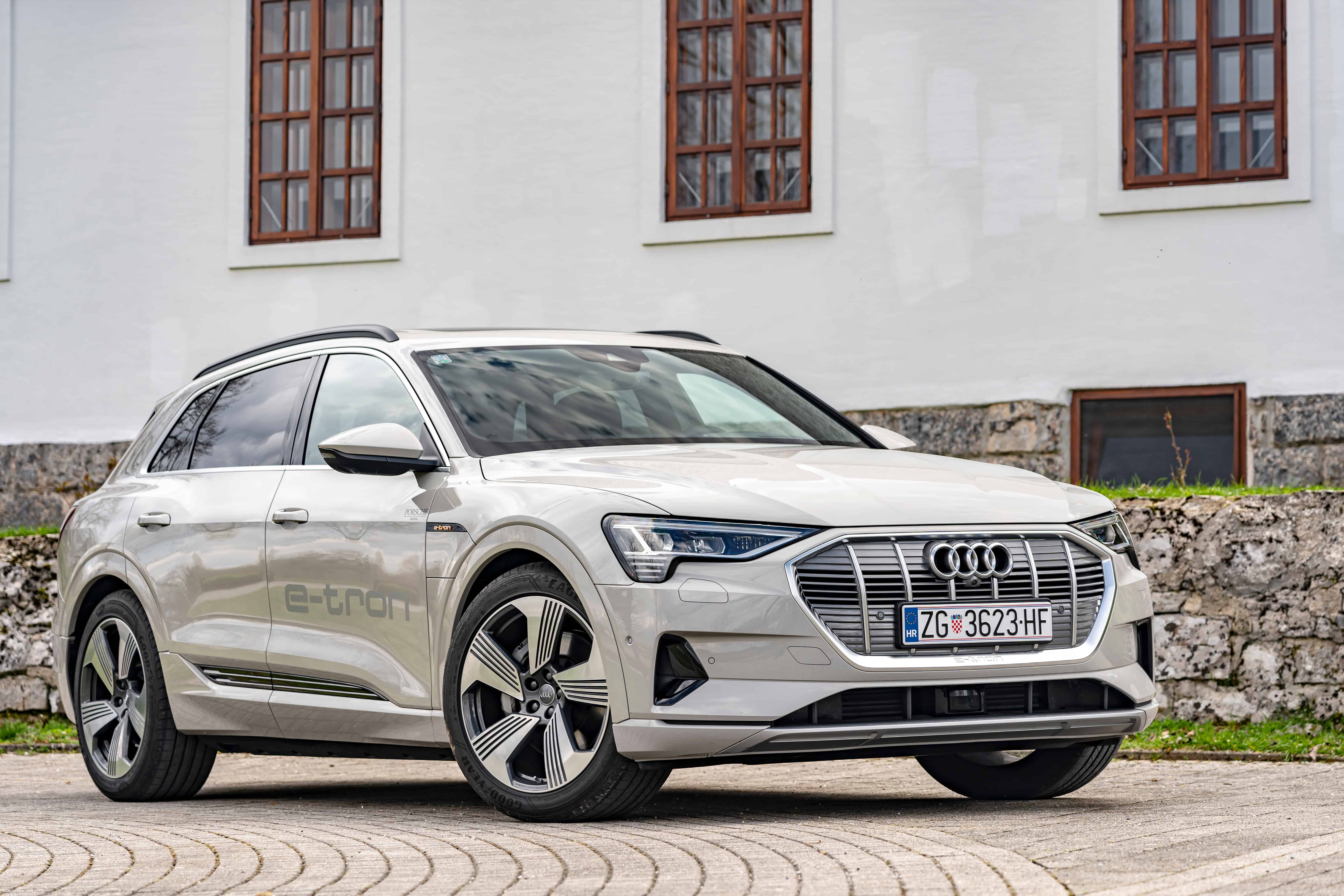 Audi Recalling E-Trons Due To Fire Risk