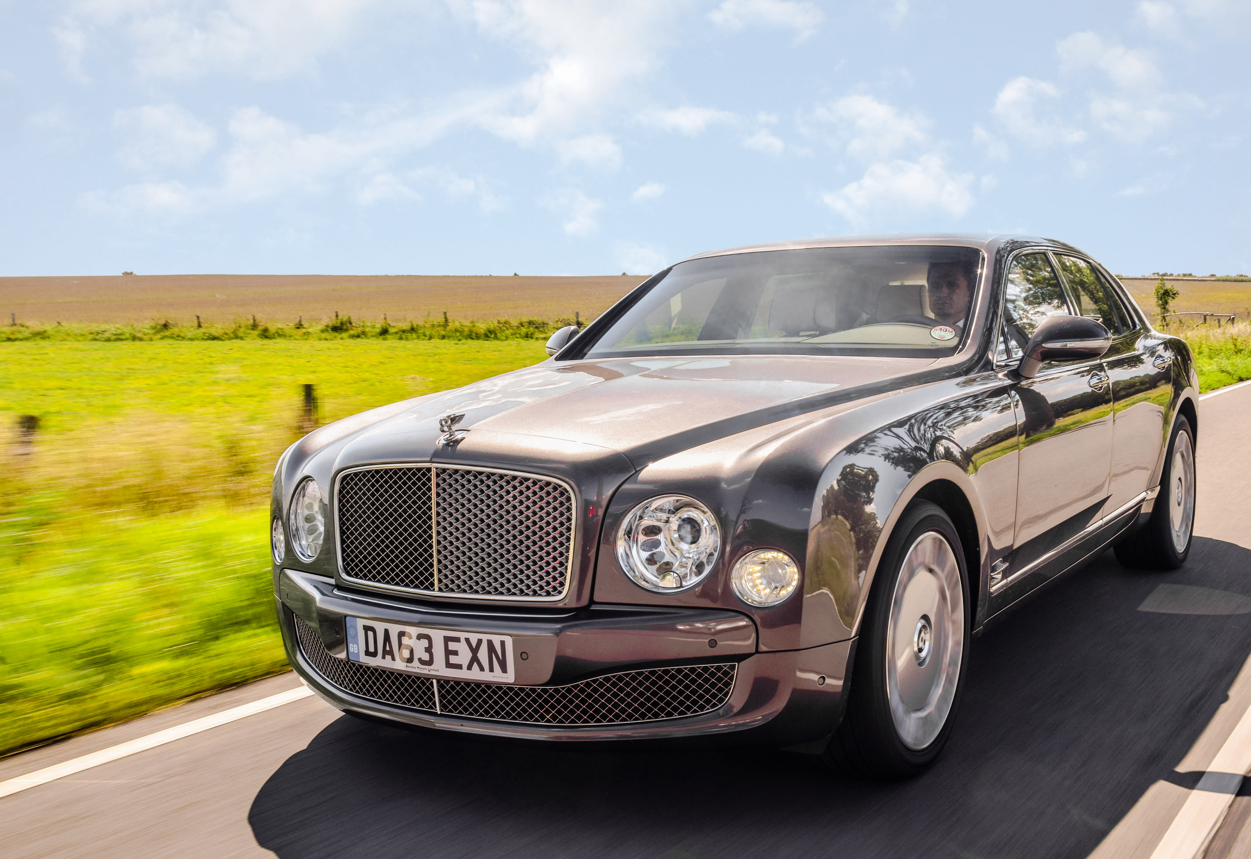 Bentley Recalls Small Batch of Mulsanne Vehicles for Backover Prevention Software Issue