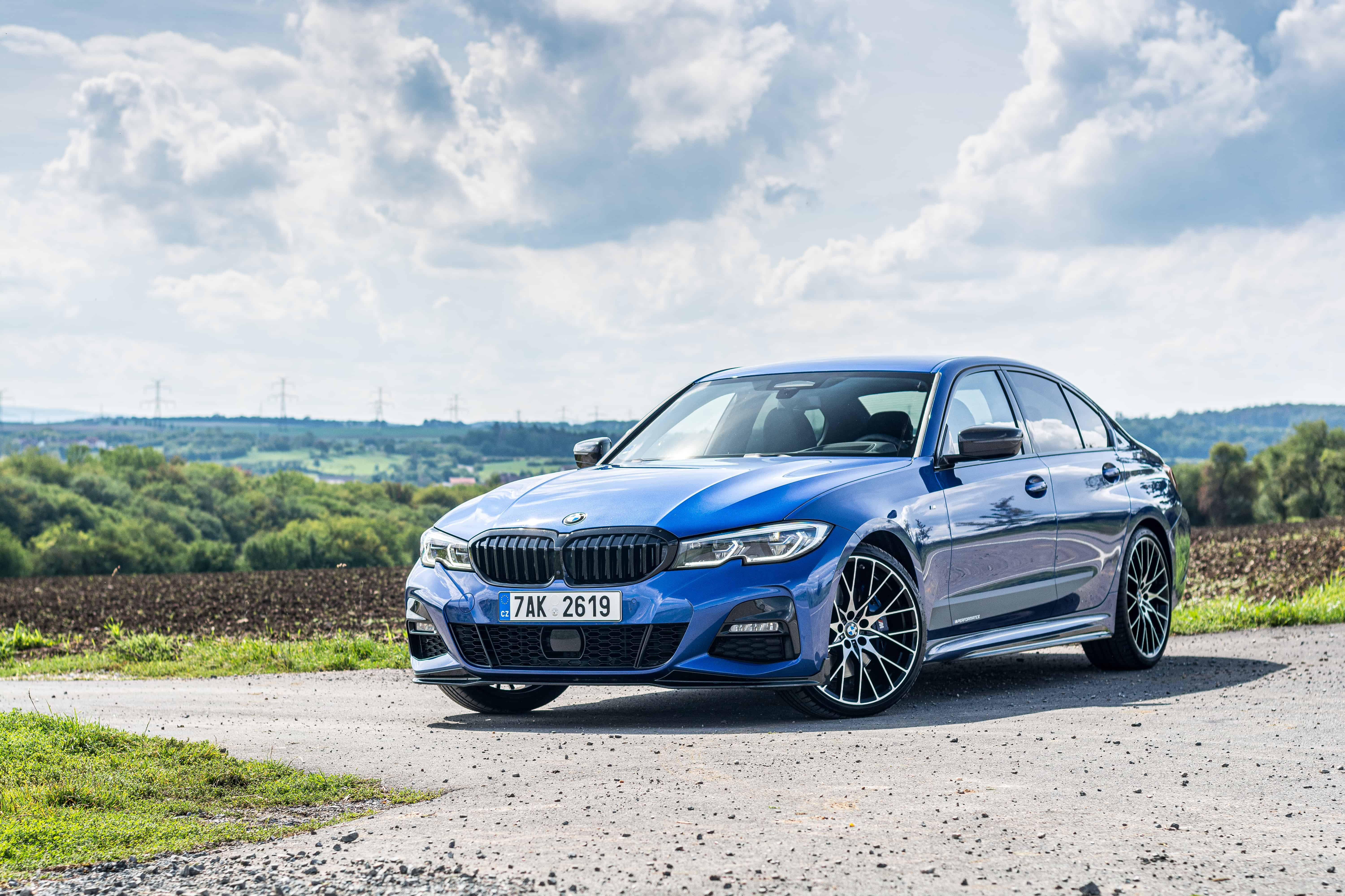 New BMWs May Have Seat Belt Issue
