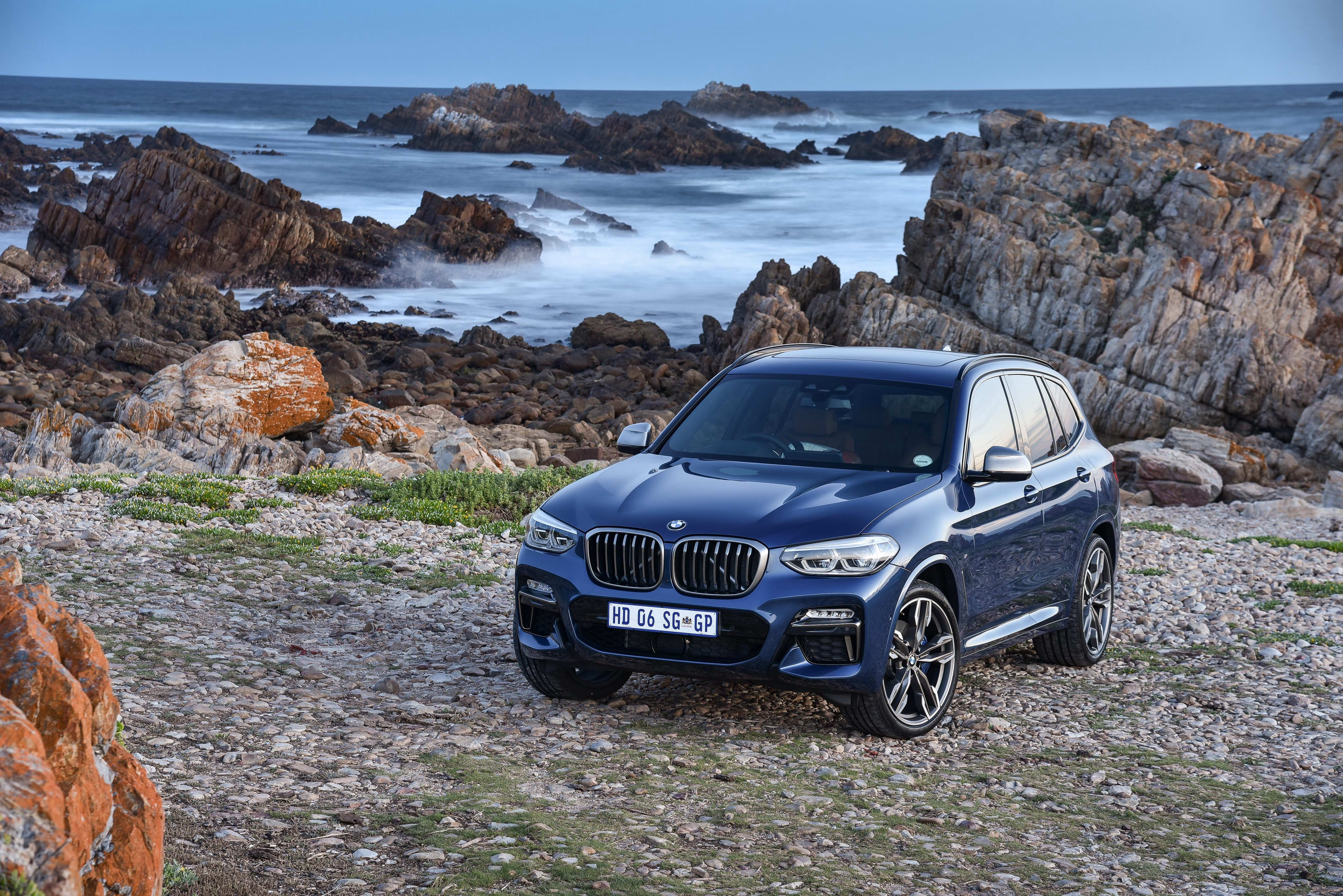 BMW Recalls SUVs for Faulty Steering Pinion