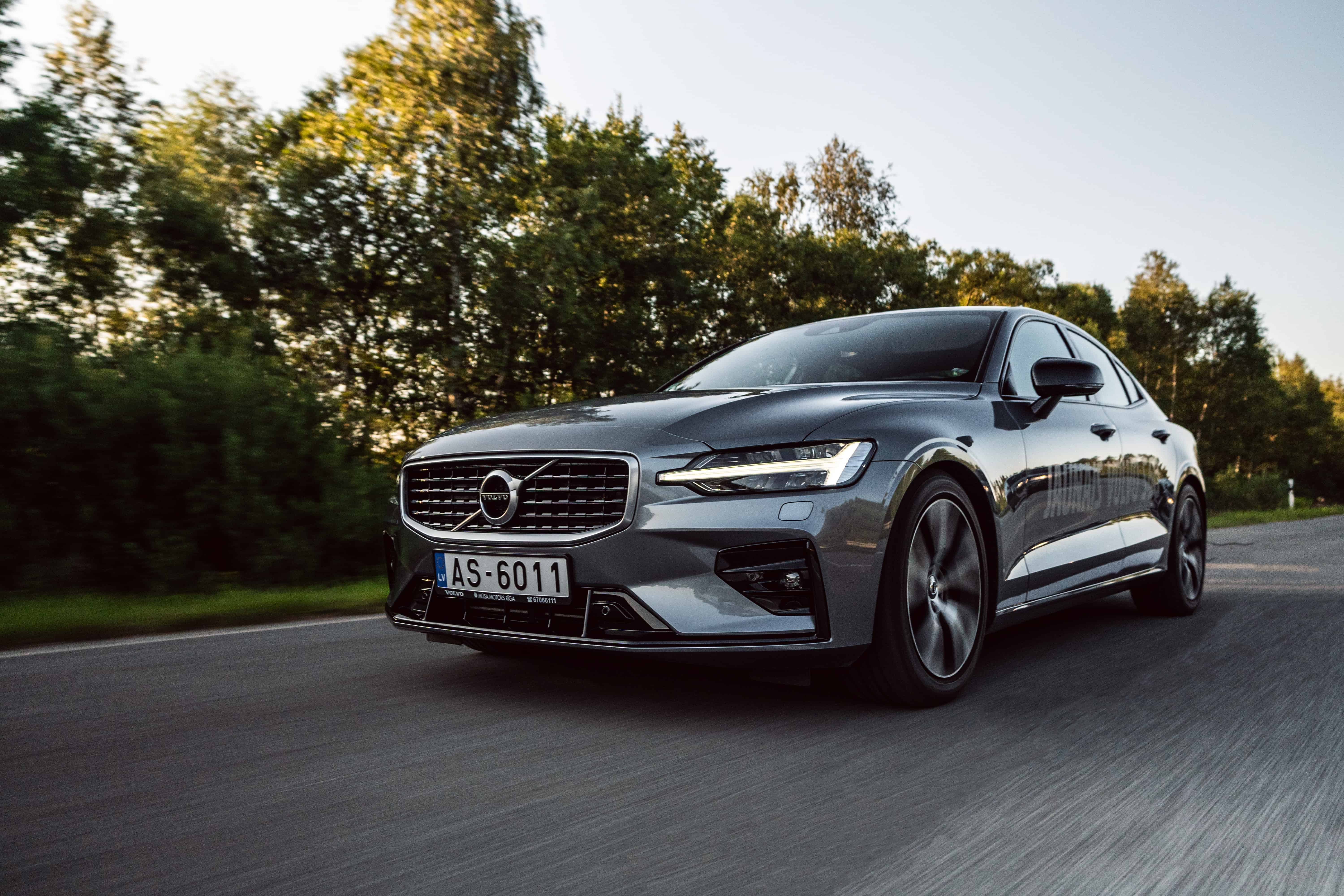 Some Volvo S60 owners to receive recall notice in June