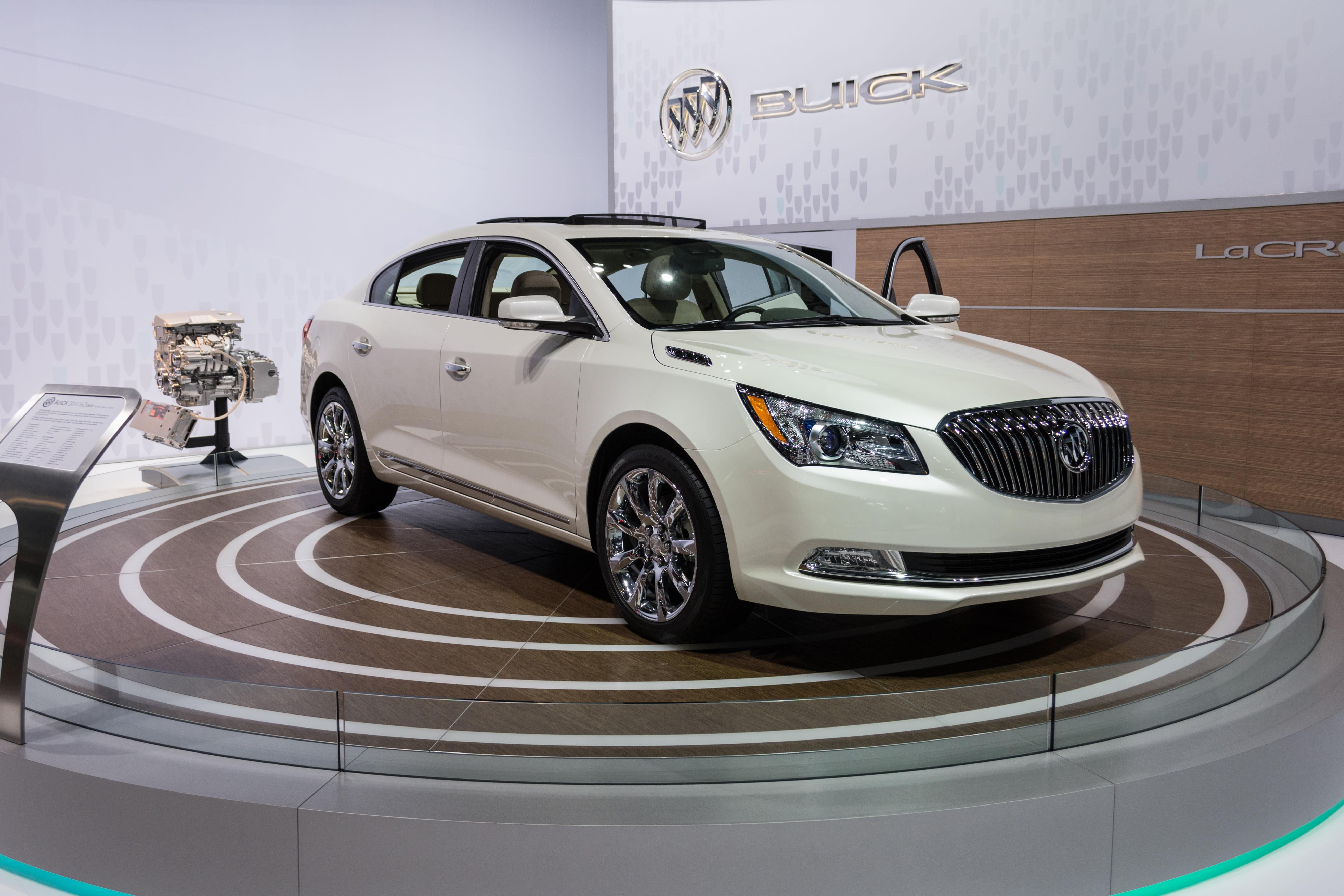 GM Recalls Buick Sedan Due to Power Steering Defect