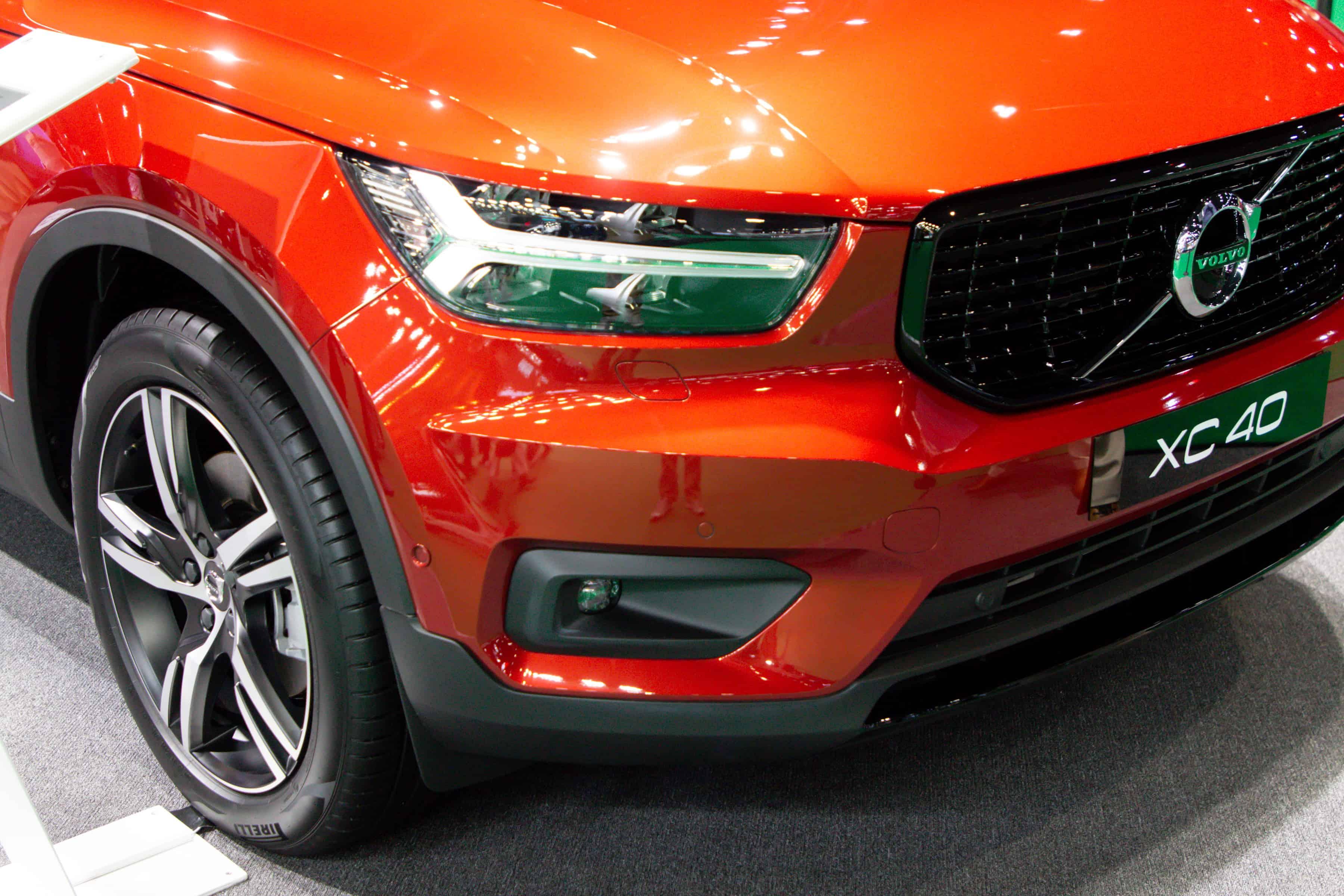 Rear Seat Lock Striker Issue Causes Volvo Recall