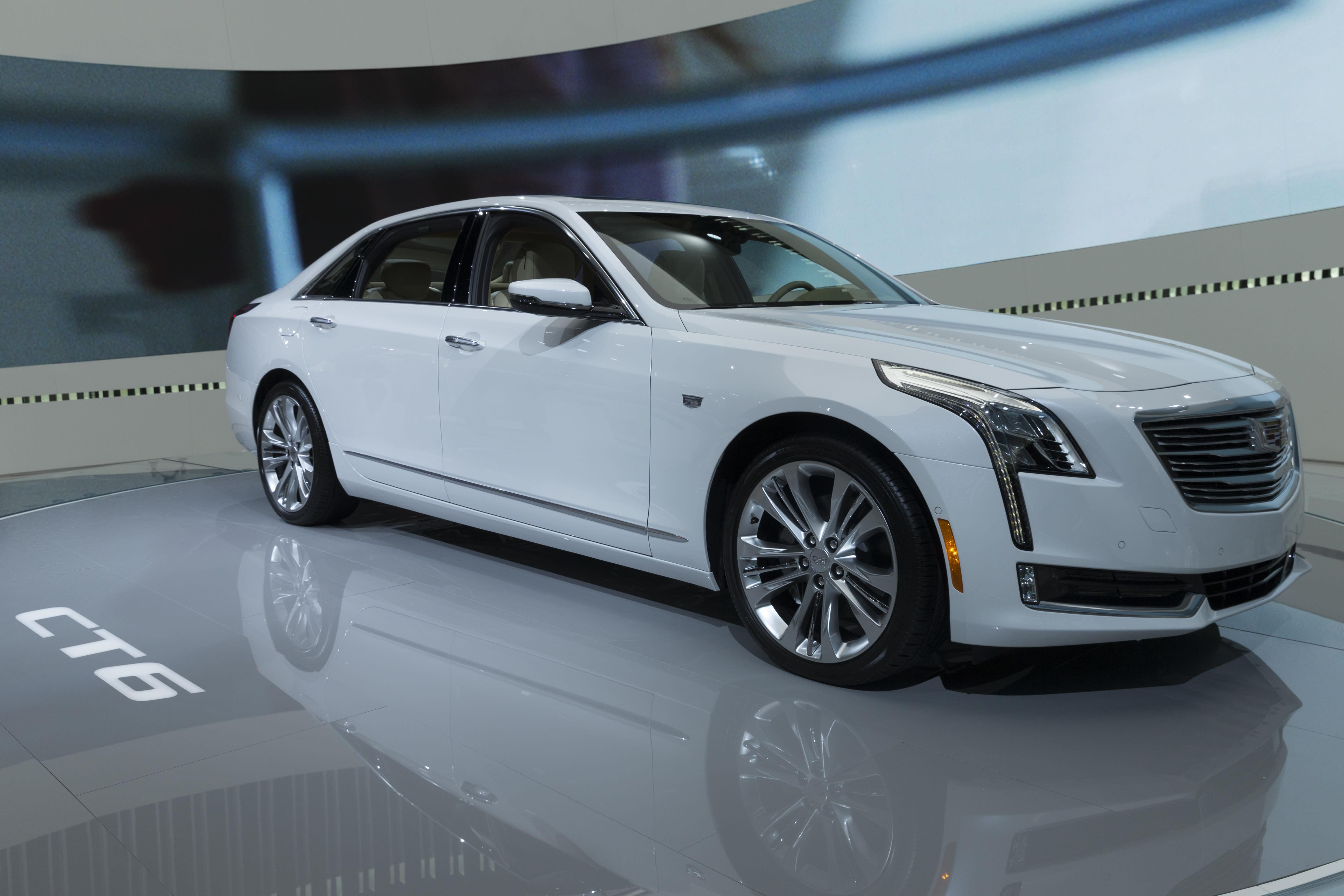 Cadillac Luxury Sedan Recalled Over Sensor Issue