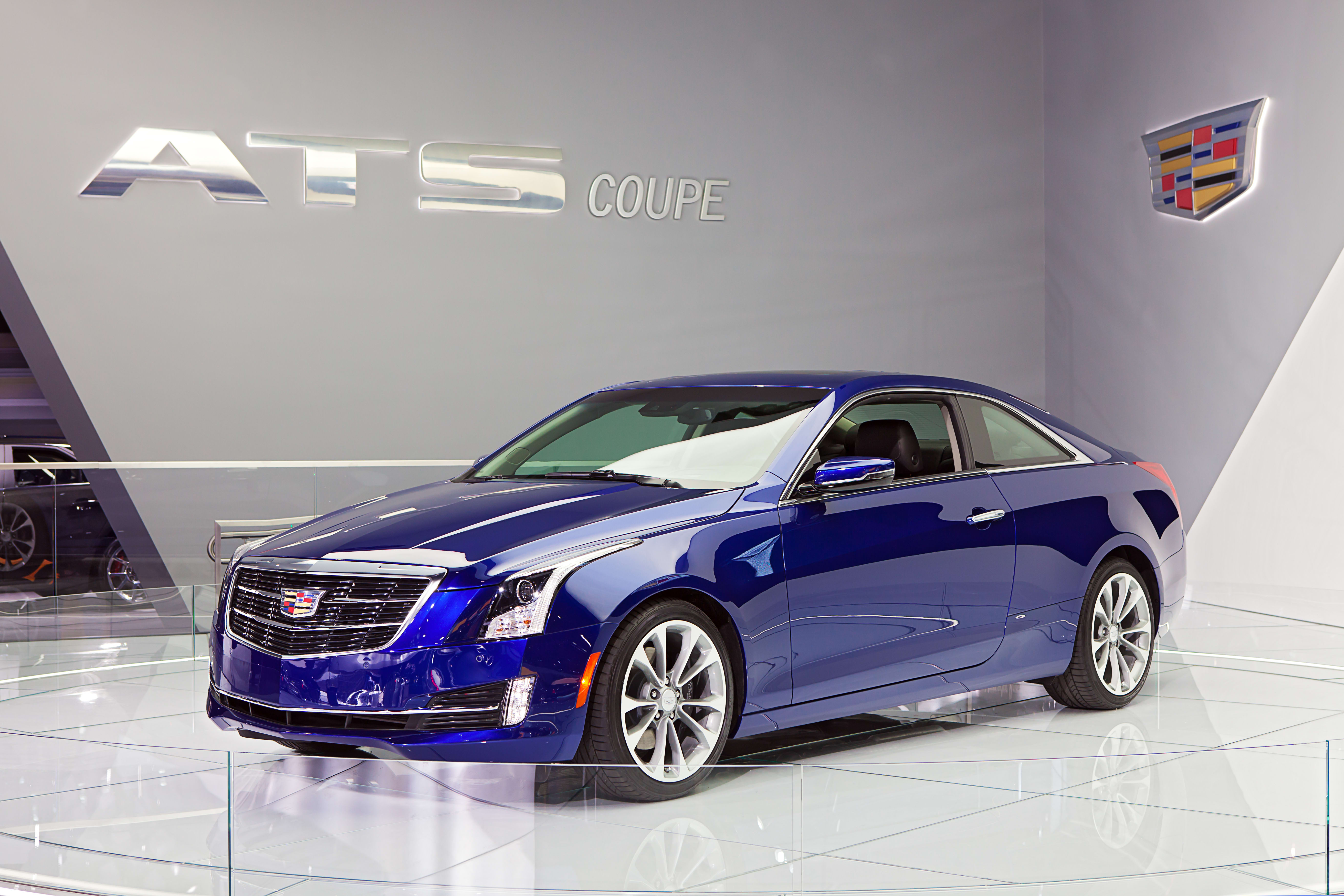 GM Issues Cadillac Recall For Defroster Risk