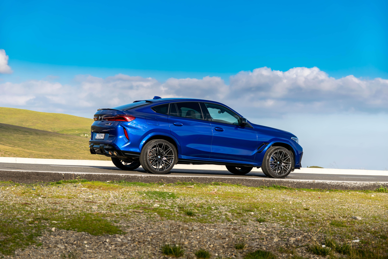 BMW X6 Rear Spoiler Could Detach