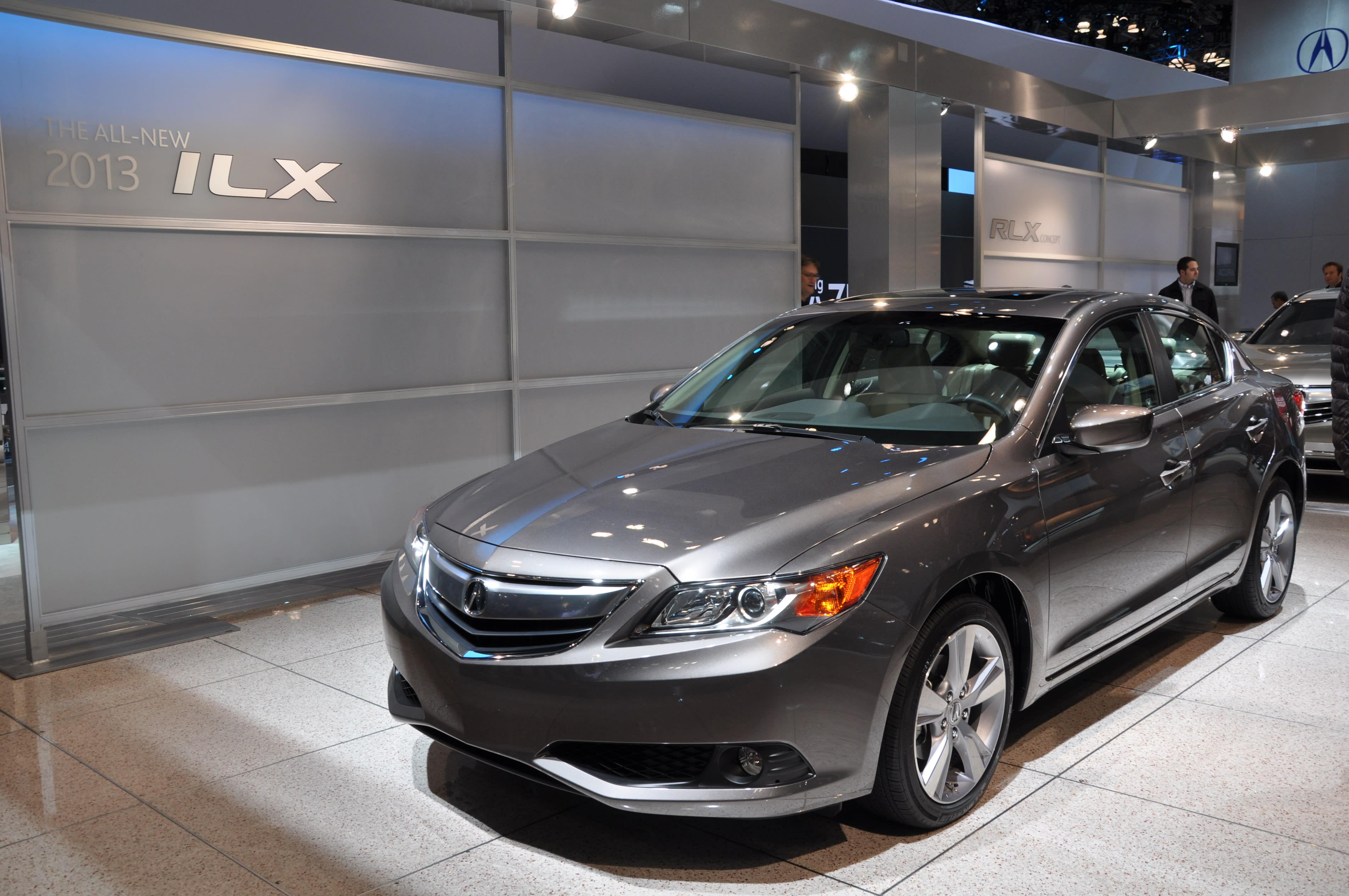 Honda Recalls 4,455 Acura ILX Vehicles