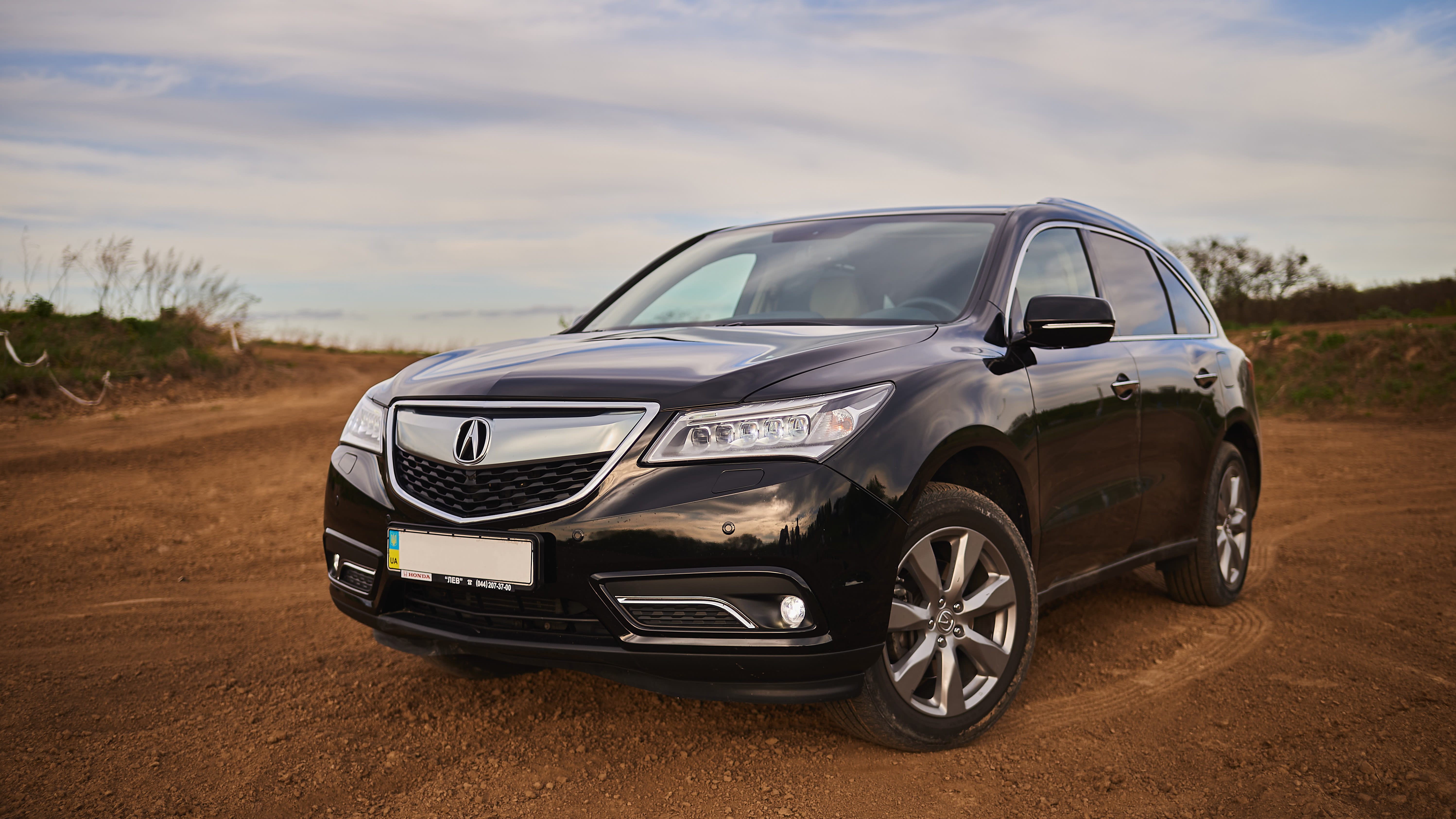 Honda Recalls Nearly 65,000 Acura MDX Vehicles for Brake Issues