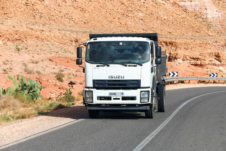 Isuzu Recalling 1,138 Vehicles Due To Seat Belt Complications