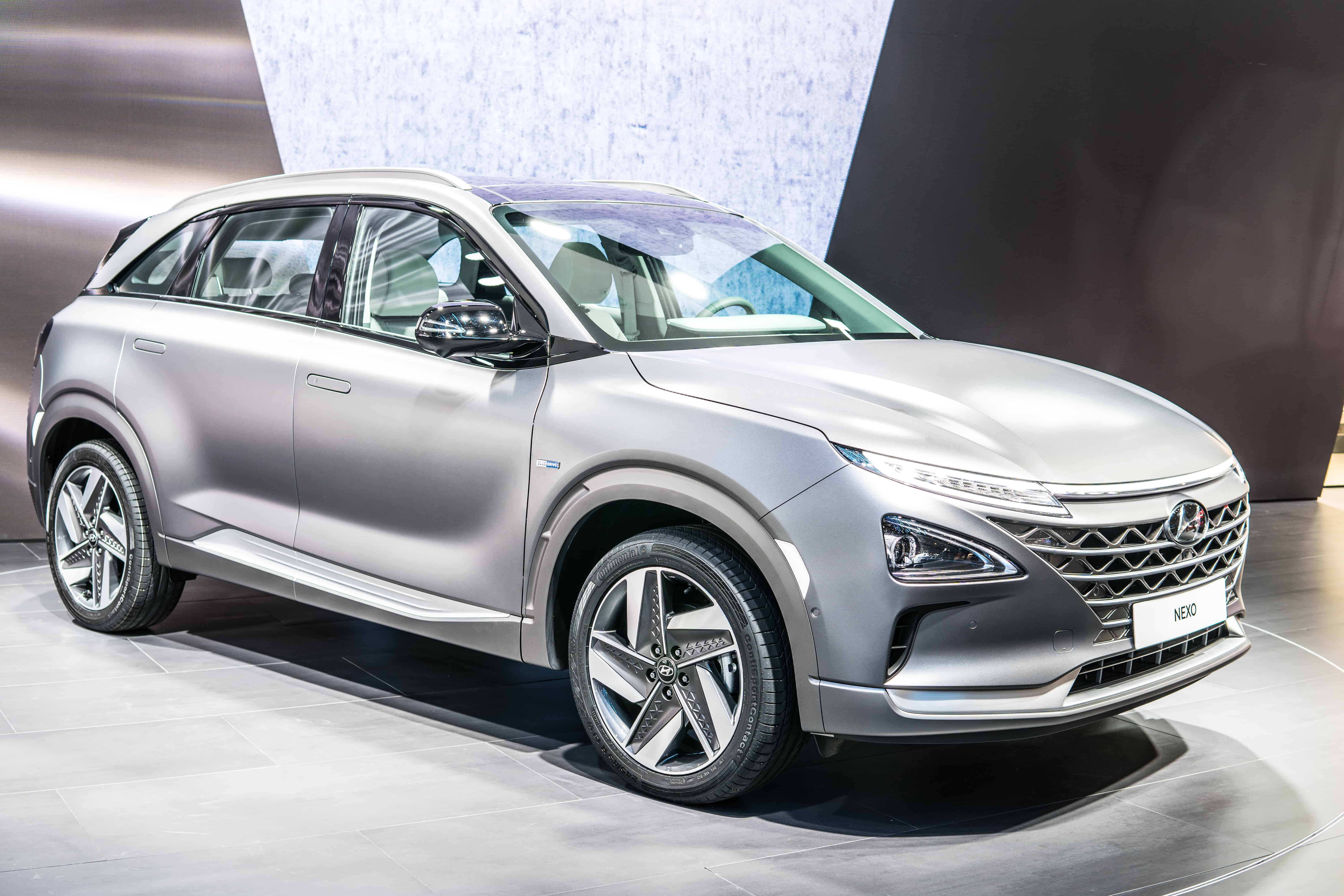 Crash Risk Prompts Hyundai to Recall Nexo and Sonata Vehicles