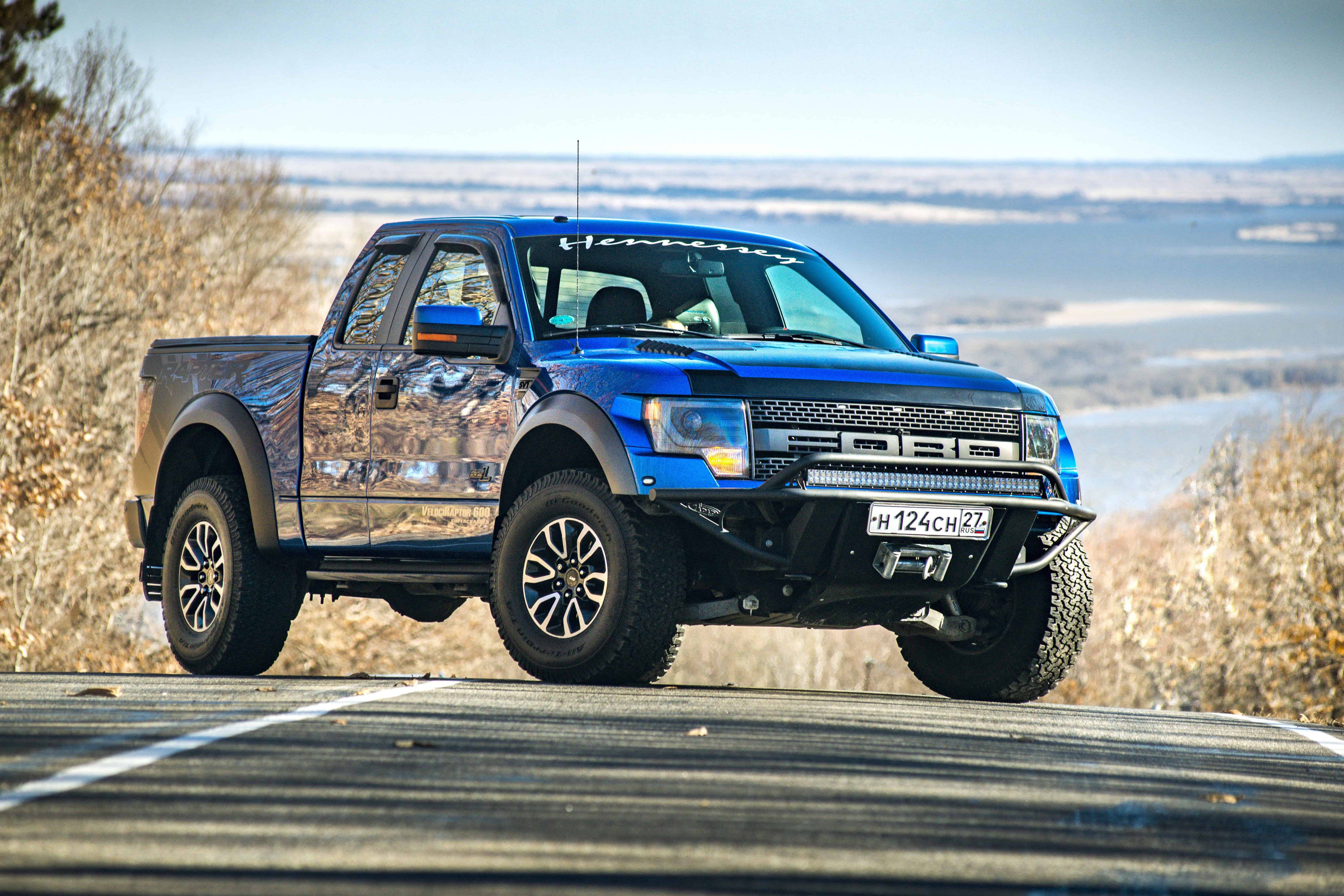 Daytime Running Lights in Certain Ford Trucks Are Not Dimming Properly