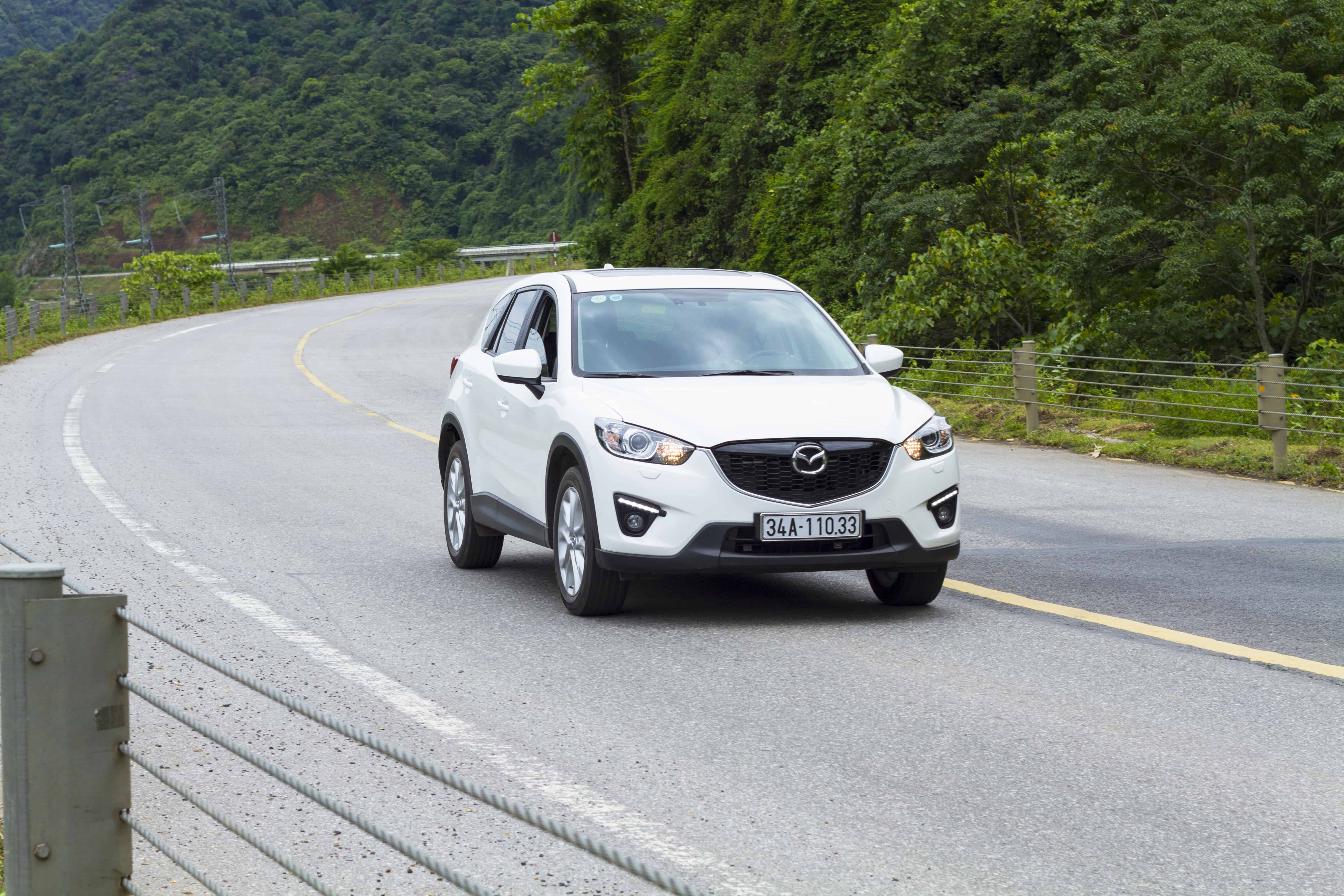 Mazda Daytime Running Headlights May Not Turn On
