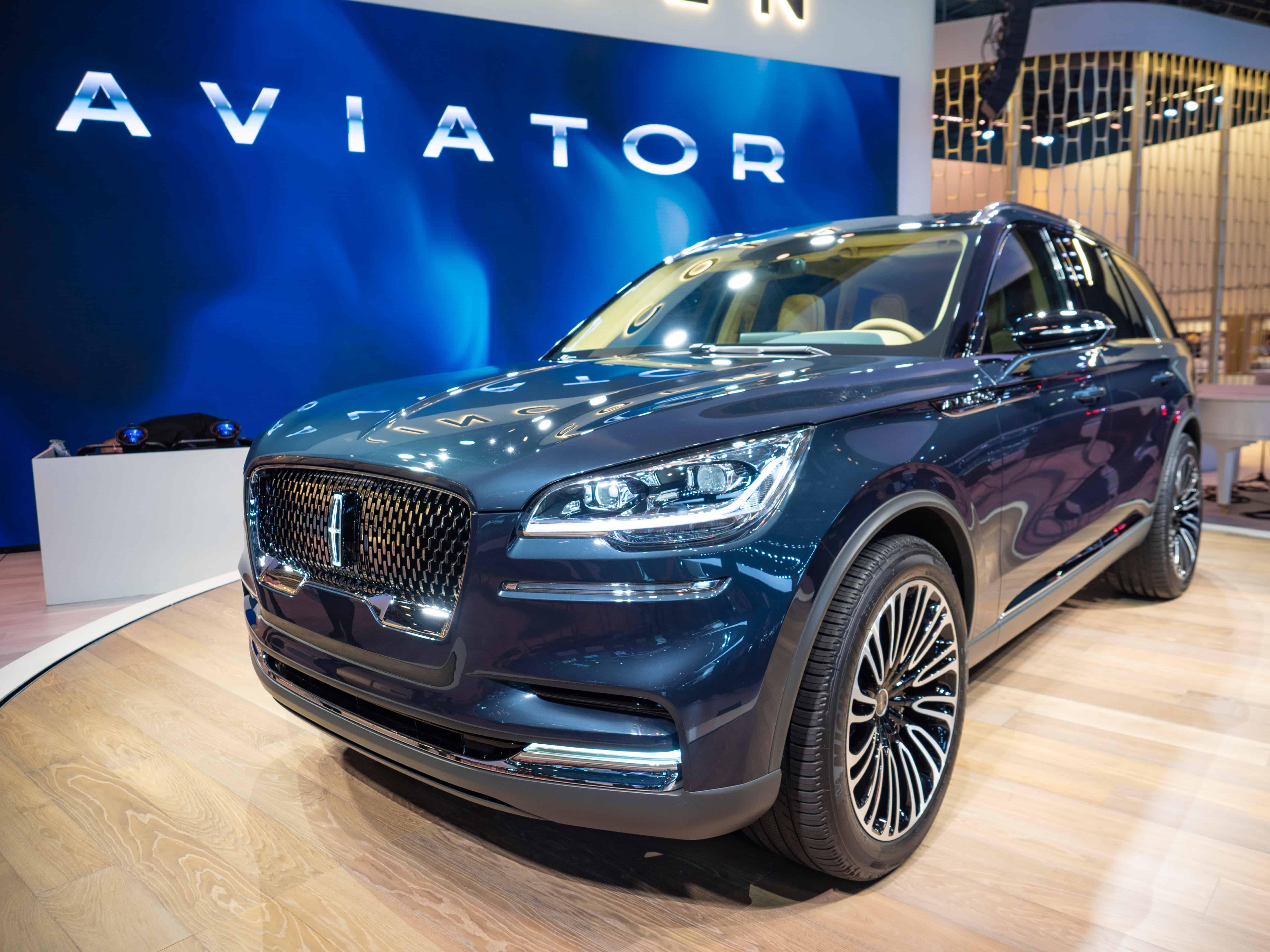 Ford Motor Company RecallsCertain 2020 Explorer and Lincoln Aviator Vehicles