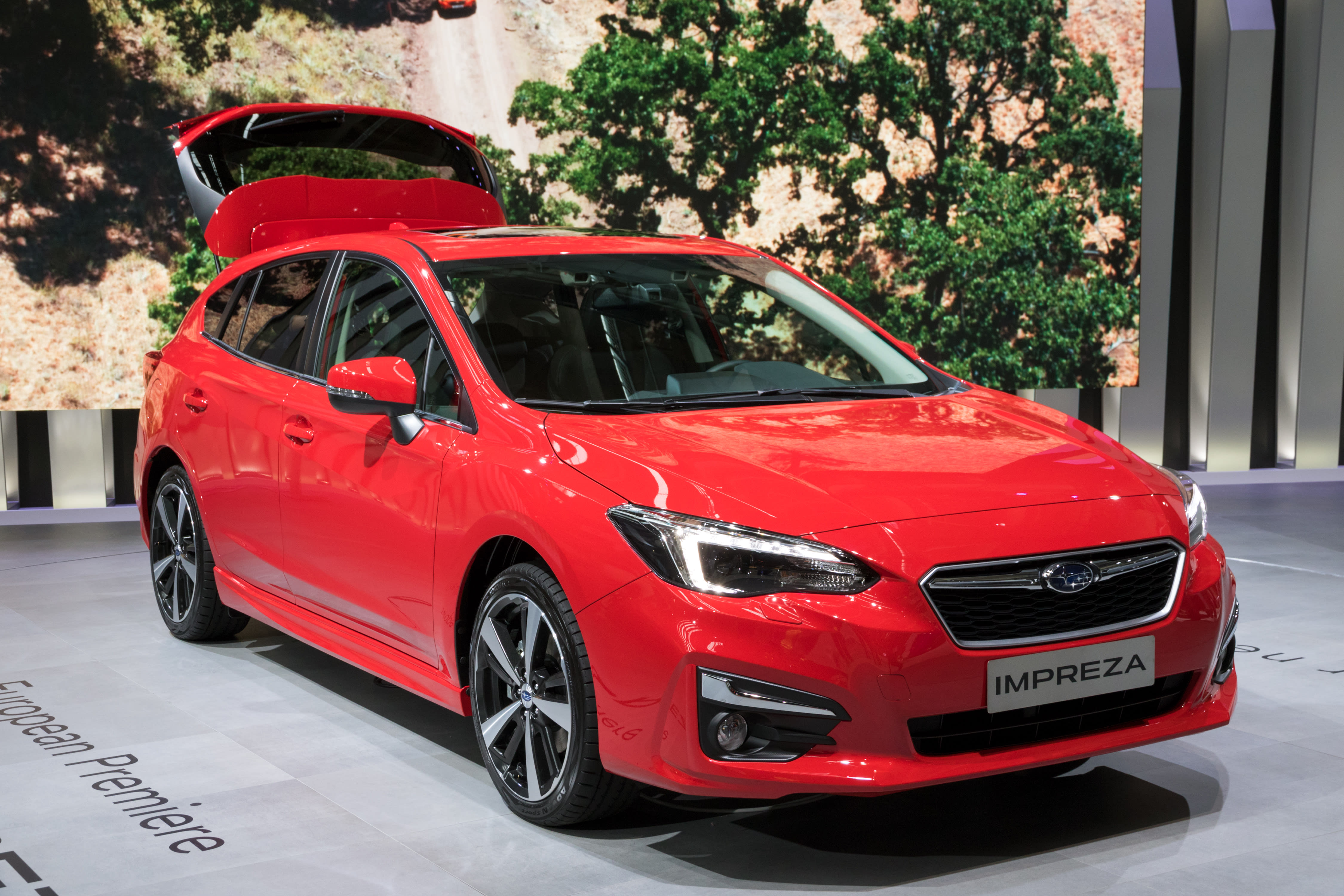 Nearly a Half-Million Subarus Recalled Due to Stall Risk