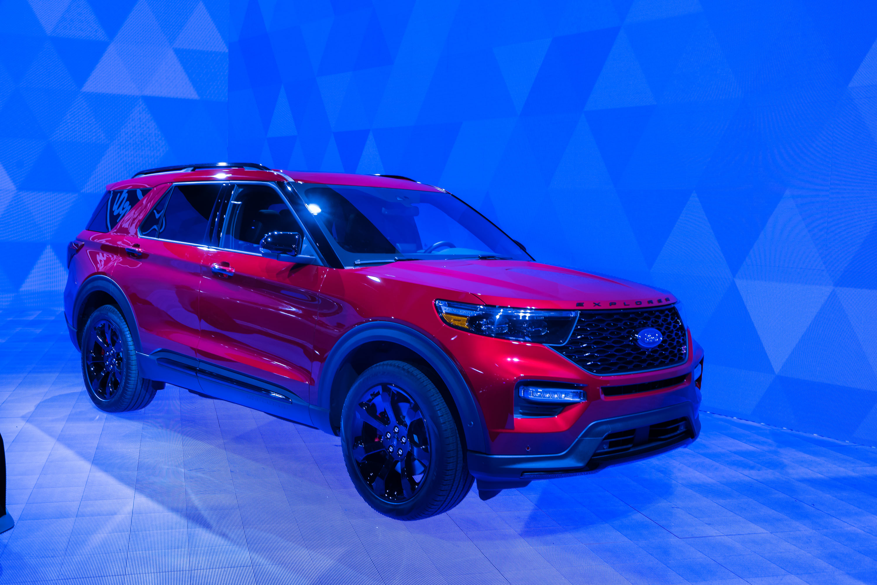 Recall Announced on Certain 2020 Ford Explorer Vehicles