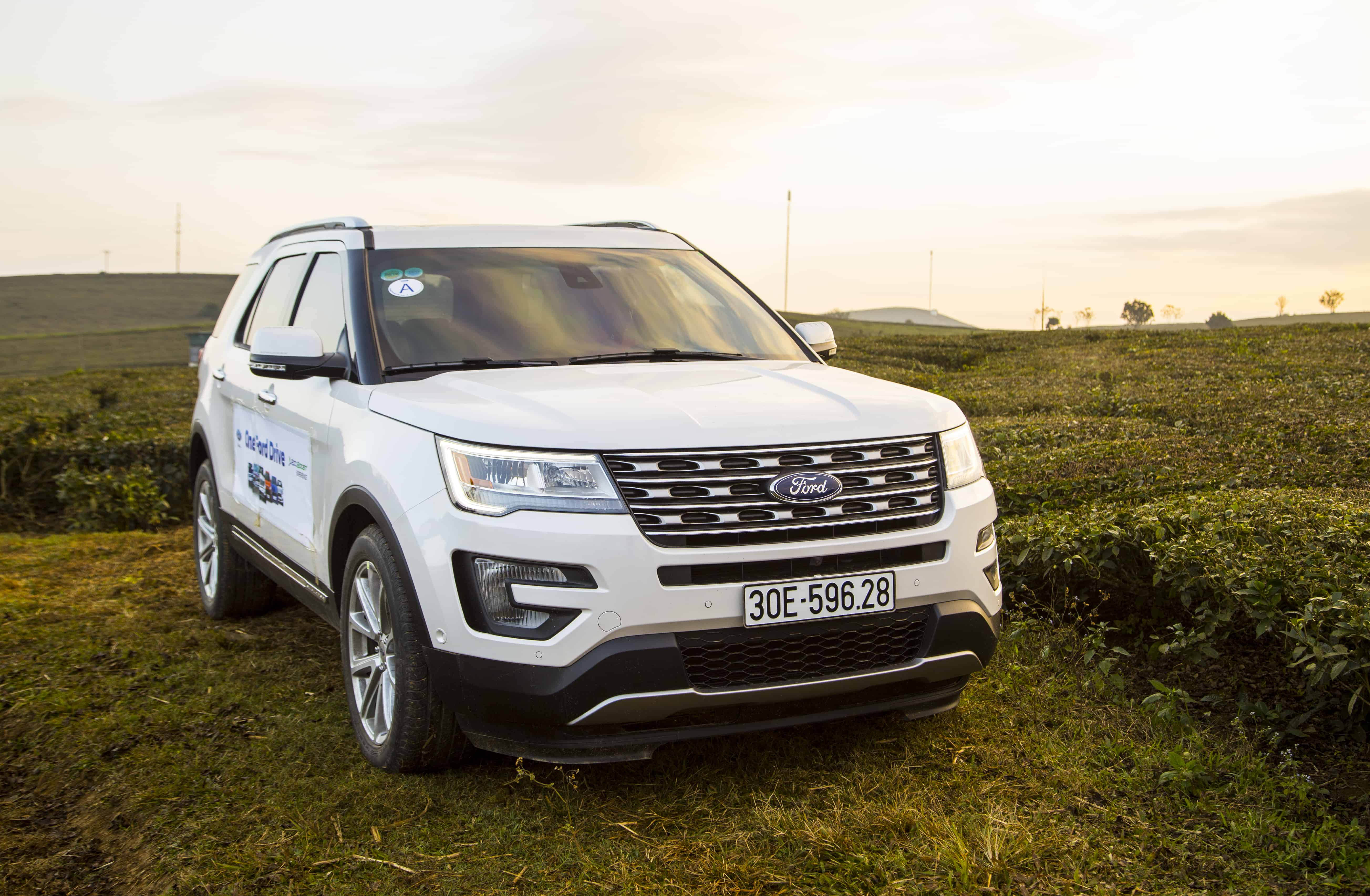 Spat of Hand Injuries Sparks Massive Ford Explorer Recall