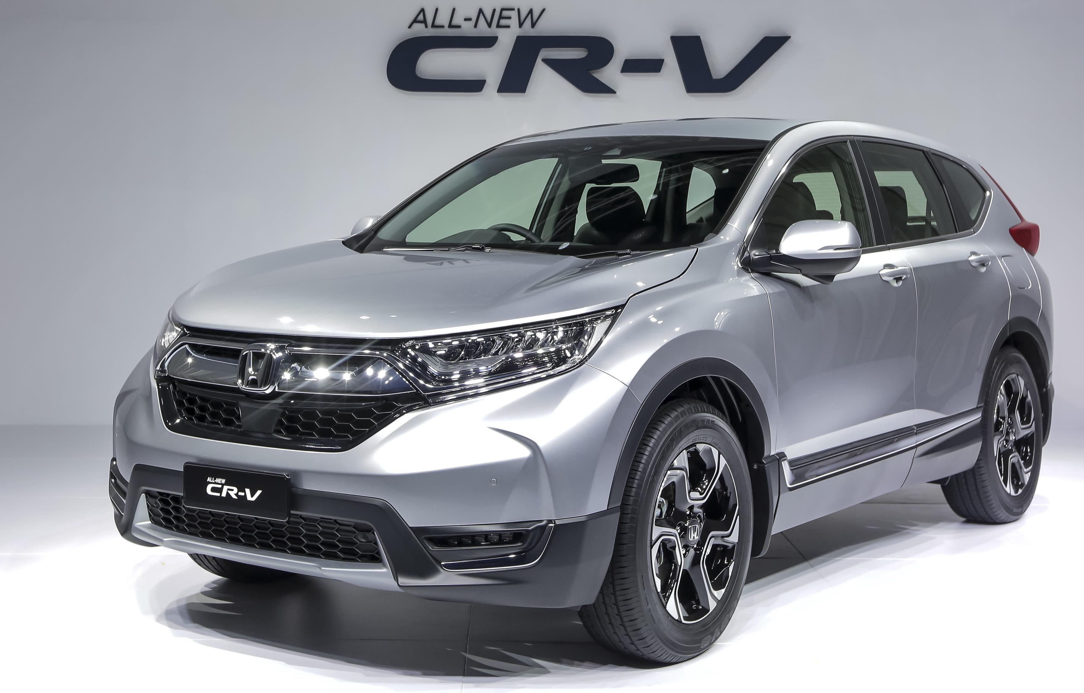 Fire Hazard Leads To Honda CR-Vs Recall