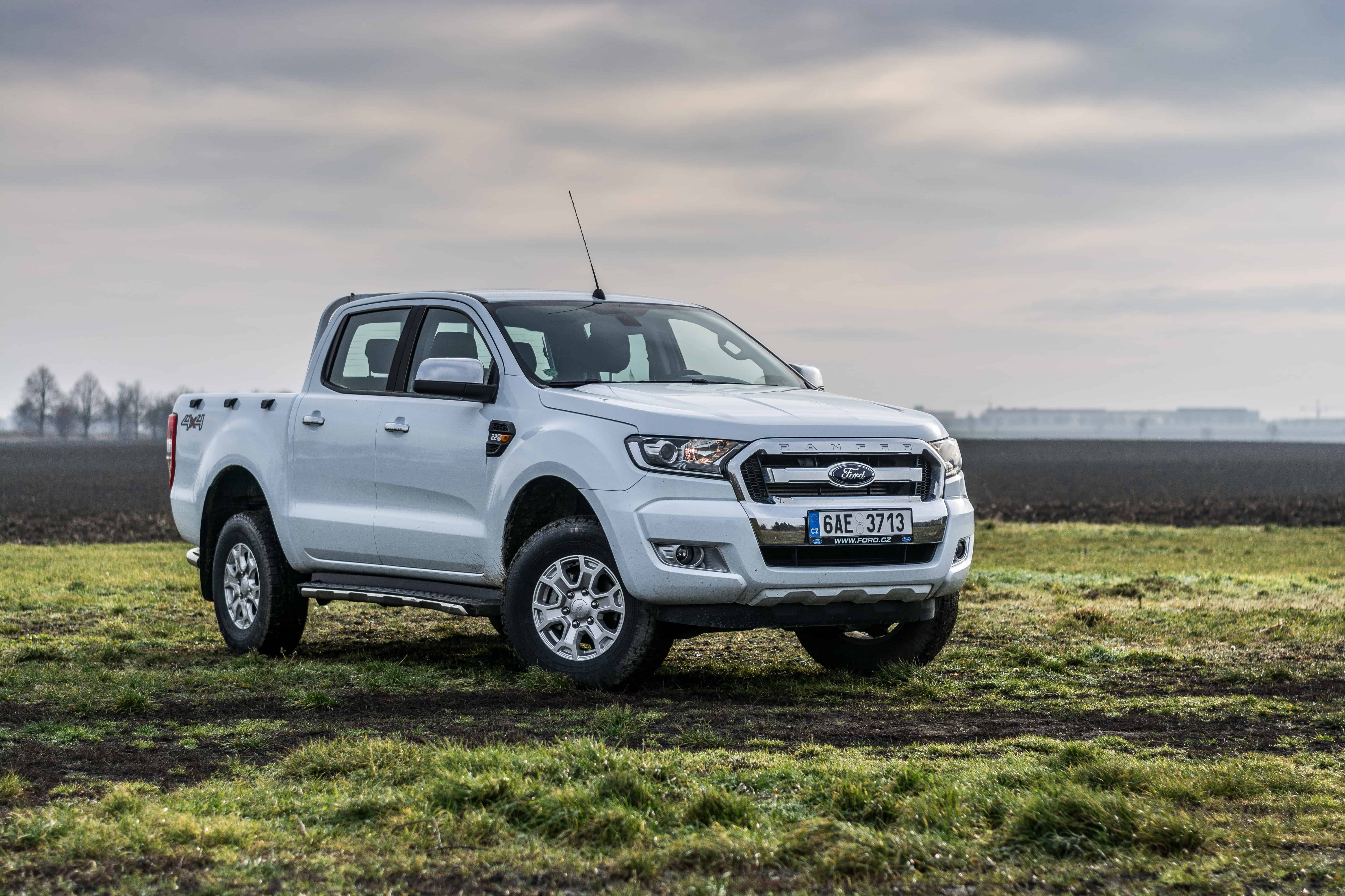 Ford Rangers Under Recall Due To Seat Belt Defect